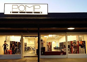 Stockton hair salon Pomp Salon