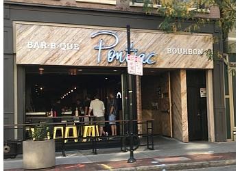 Cincinnati barbecue restaurant Pontiac BBQ