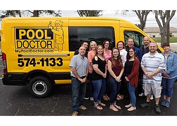 Cape Coral pool service Pool Doctor Service & Supplies Inc.