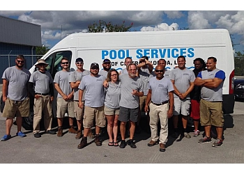 Tampa pool service Pool Pros Of Central Florida, LLC
