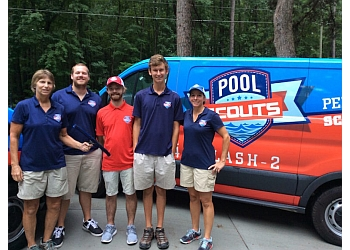 Raleigh pool service Pool Scouts