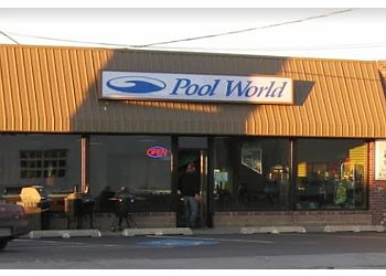 Spokane pool service Pool World