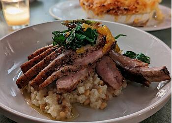Raleigh american cuisine Poole's