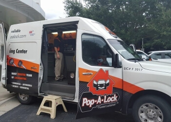 Akron locksmith Pop-A-Lock