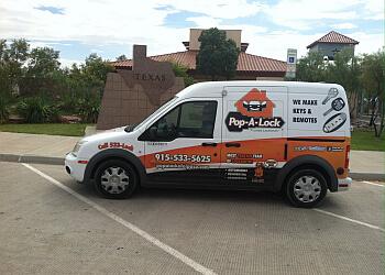 El Paso 24 hour locksmith Pop-A-Lock