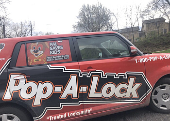 Kansas City locksmith Pop-A-Lock