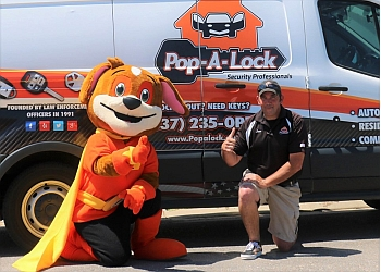 Lafayette locksmith Pop-A-Lock