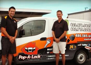 Newport News locksmith Pop-A-Lock