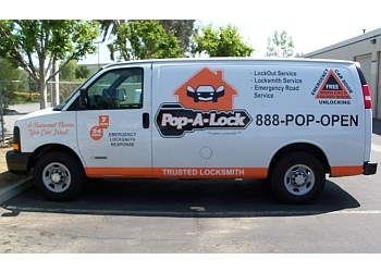 Riverside locksmith Pop-A-Lock