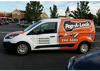 Rochester locksmith Pop-A-Lock