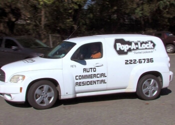 Shreveport locksmith Pop-A-Lock