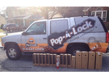 St Louis locksmith Pop-A-Lock St. Louis