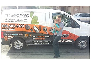 Phoenix 24 hour locksmith Pop-A-Lock Locksmiths of Phoenix