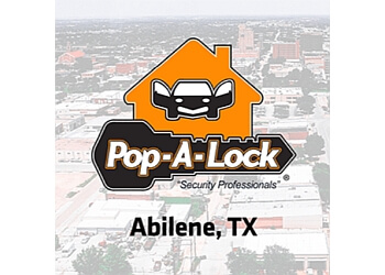 Abilene locksmith Pop-A-Lock of Abilene