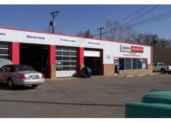 Lubbock car repair shop Pope Automotive