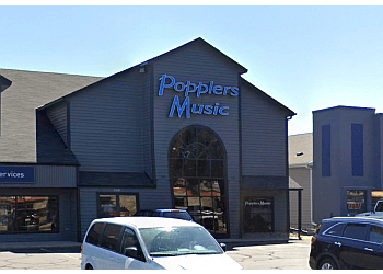 Sioux Falls music school Popplers Music Inc