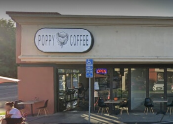 Stockton bagel shop Poppy Coffee