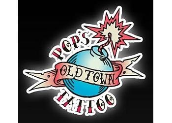 Vallejo tattoo shop Pop's Old Town Tattoo