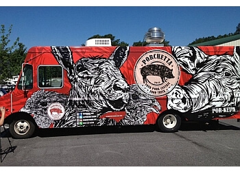 Raleigh food truck Porchetta