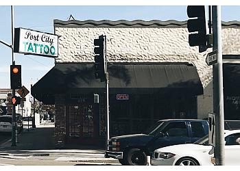 Santa Ana tattoo shop Port City Tattoo