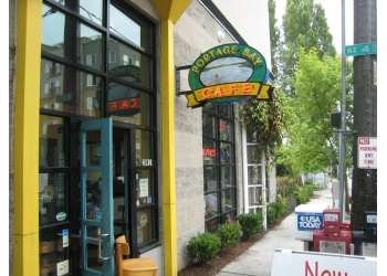 Seattle american cuisine Portage Bay Cafe
