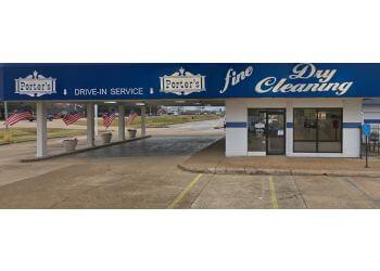 Shreveport dry cleaner Porter's Fine Dry Cleaners