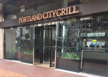 Portland steak house Portland City Grill