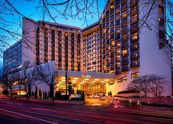 Portland hotel Portland Marriott Downtown Waterfront