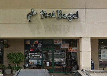 Modesto bagel shop Posh Bagel