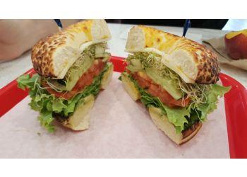 Roseville bagel shop Posh Bagel