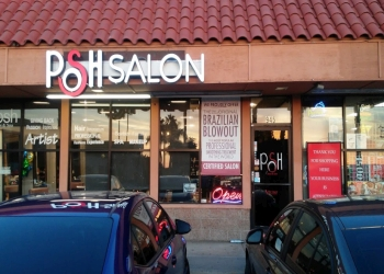 Chula Vista hair salon Posh salon spa