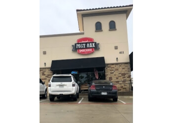 Irving barbecue restaurant Post Oak Smokehouse