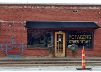 Arlington cafe Potager's Other Stuff