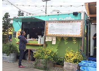 Portland food truck Potato Champion