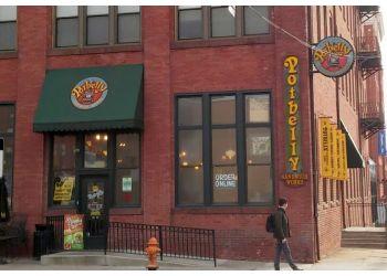 Baltimore sandwich shop Potbelly Sandwich Shop