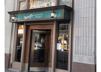 Chicago sandwich shop Potbelly Sandwich Shop