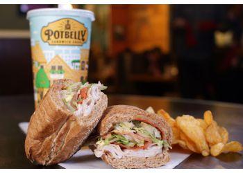 Joliet sandwich shop Potbelly Sandwich Shop