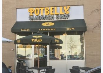 Little Rock sandwich shop Potbelly Sandwich Shop