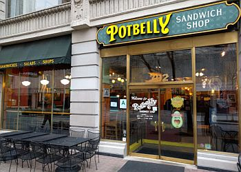 Louisville sandwich shop Potbelly Sandwich Shop