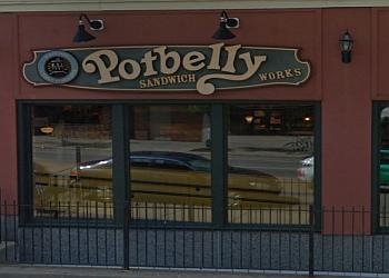 Minneapolis sandwich shop Potbelly Sandwich Shop