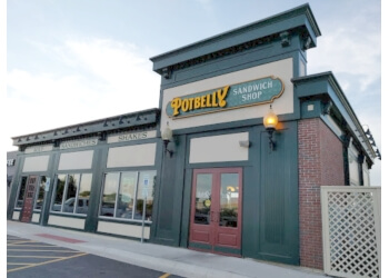 Rockford sandwich shop Potbelly Sandwich Shop