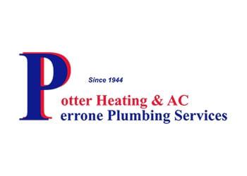 Syracuse hvac service Potter Heating & AC Perrone Plumbing Services