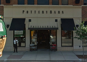 St Paul furniture store Pottery Barn