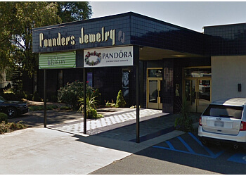 Spokane jewelry Pounder's Jewelry
