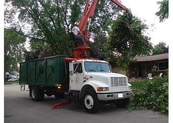 Rochester tree service Powell-Clark Tree Service