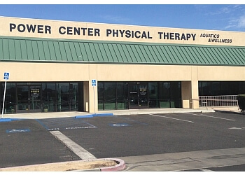 Victorville physical therapist Power Center Physical Therapy