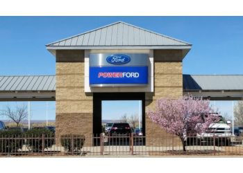 Albuquerque car dealership Power Ford