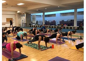 Carrollton yoga studio Power Up Yoga