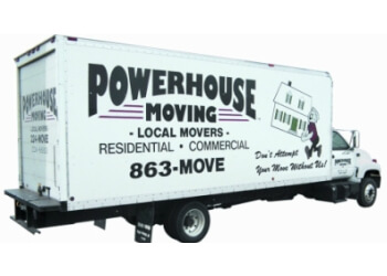 Springfield moving company Powerhouse Moving of Springfield, LLC