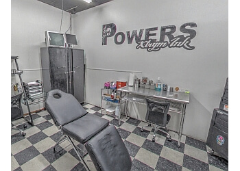 McAllen tattoo shop Powers Xtrym Ink Tattoos & Piercing Studio